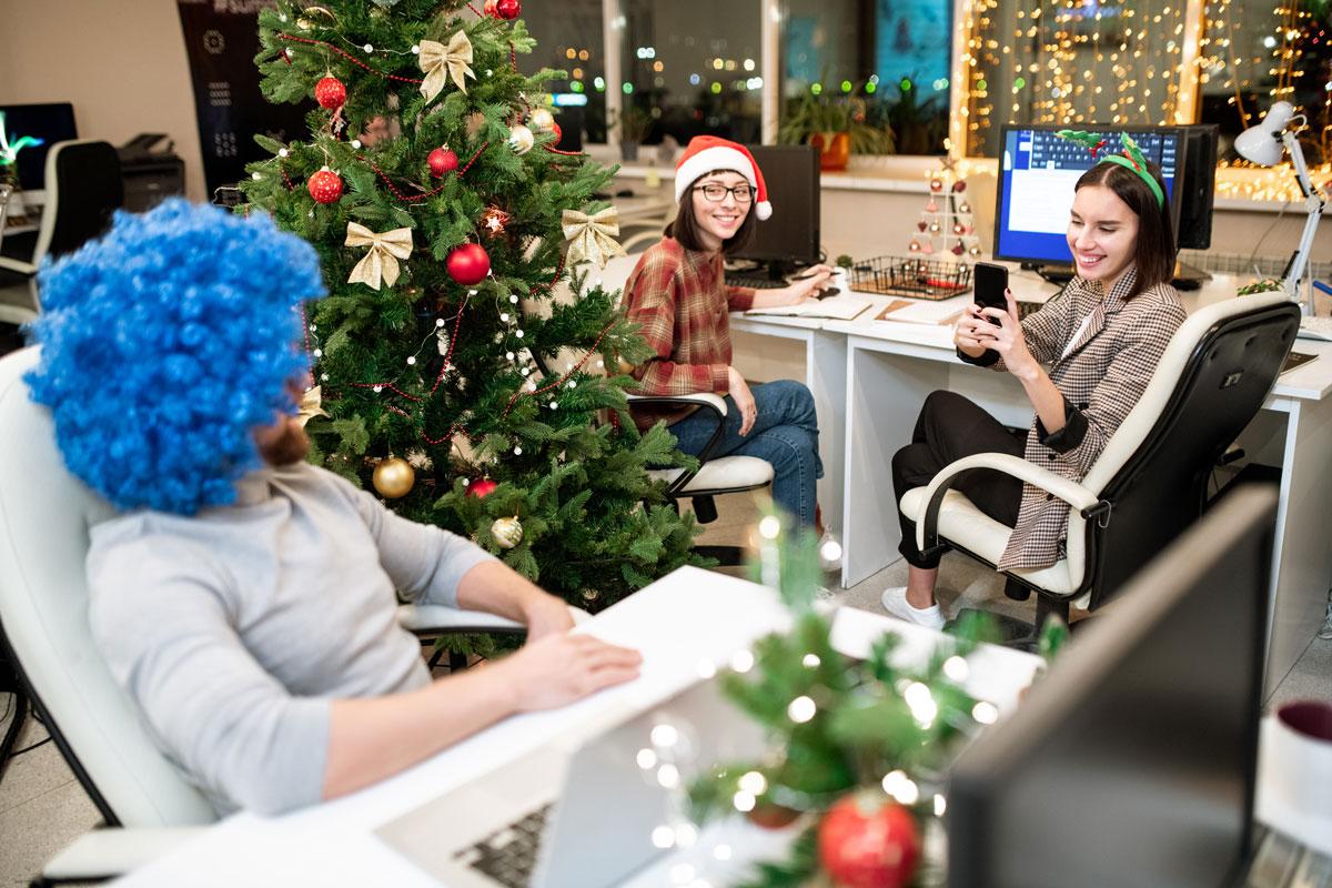horario trabajo navidad