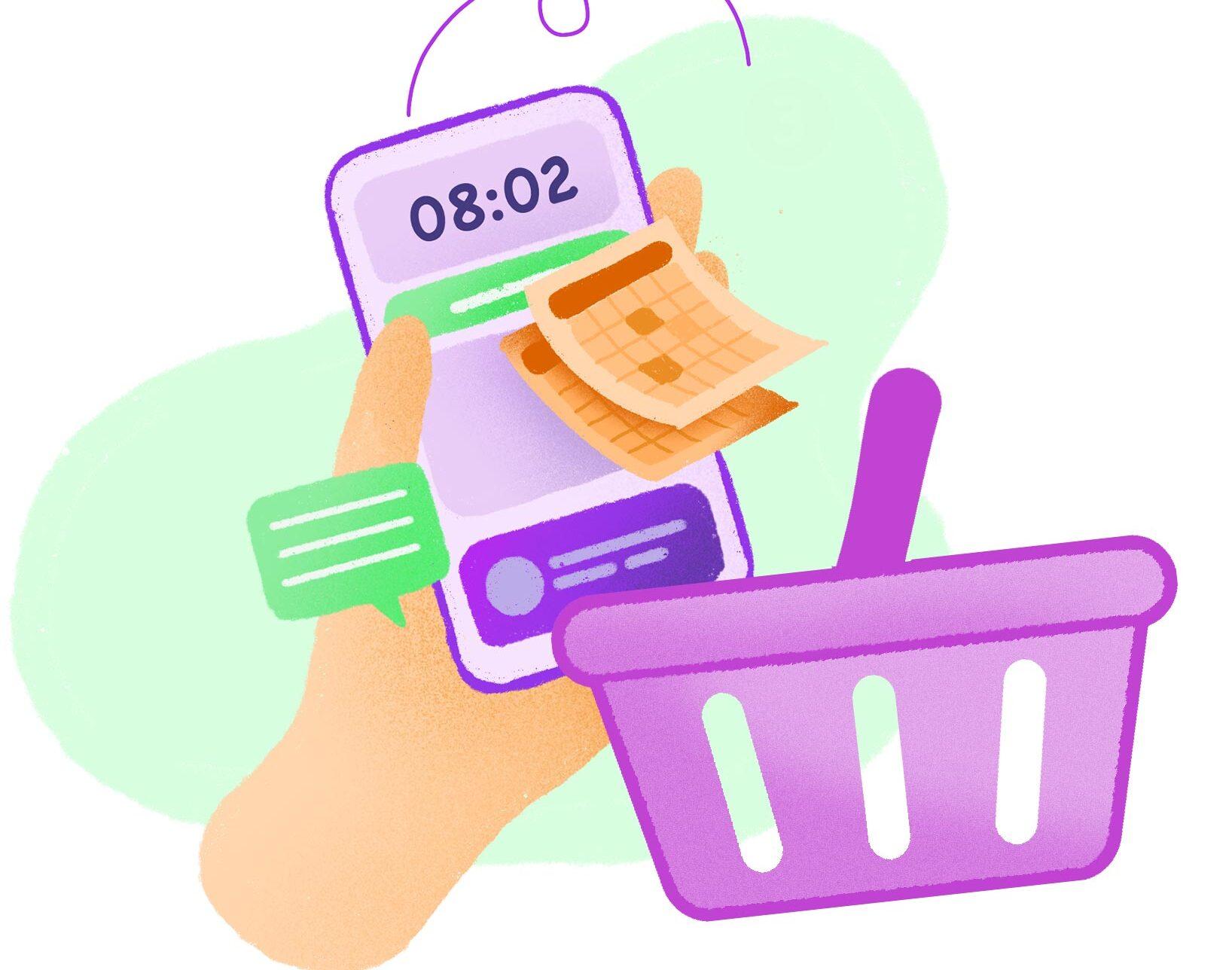 registro jornada laboral en supermercados